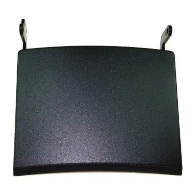 Pulverschachtdeckel schwarz für Jura E und F-Serie