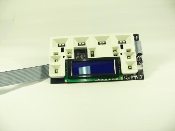 5513212951 PCB LCD(T/SCREEN)+GUIDA LUCE(U