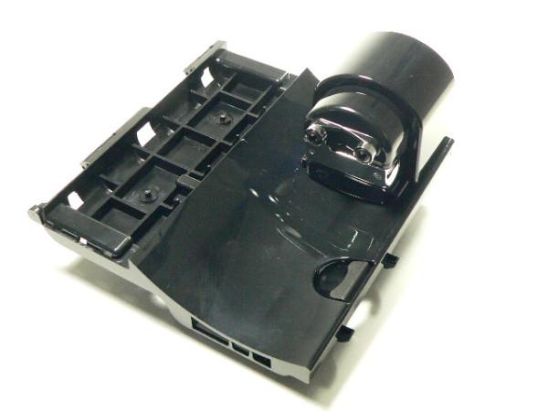Tür kpl. mit Kaffeeauslauf schwarz für DeLonghi EAM2/3 ESAM