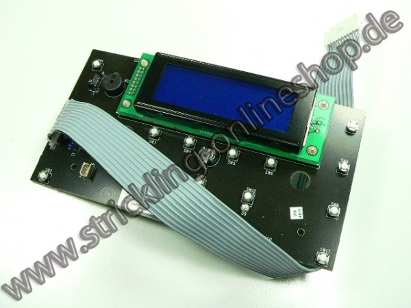 Bedienplatine für DeLonghi ESAM6600 (Modell ab 2008)