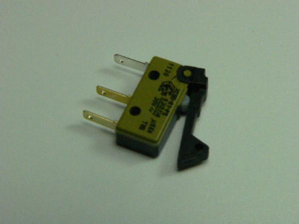 Microschalter mit Kunststofffahne