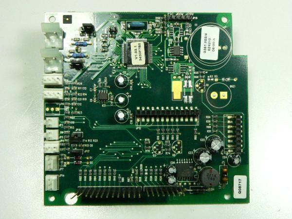 Leistungsplatine 230 V RD Rede