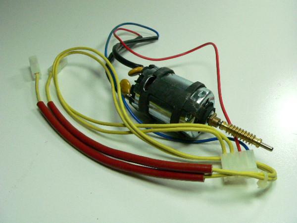 Motor zu Getriebe 230V RD+