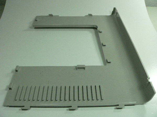Gehäusewand (silber/rechts) für DeLonghi EAM/ESAM3000
