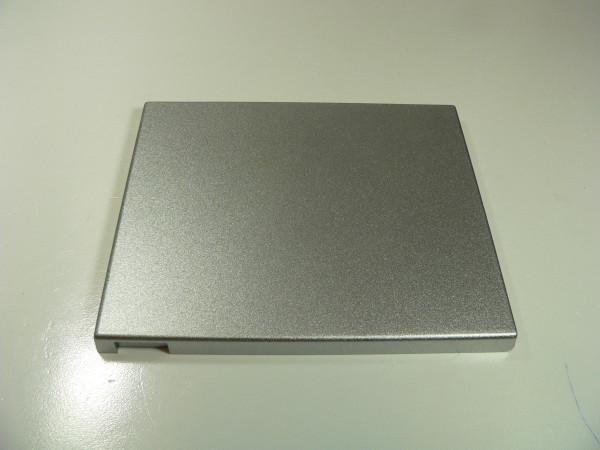 Deckel Bohnenbehälter - Silber