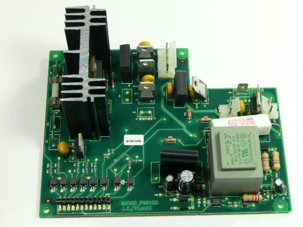 Elektronik kplt. 230V ROPR-Red