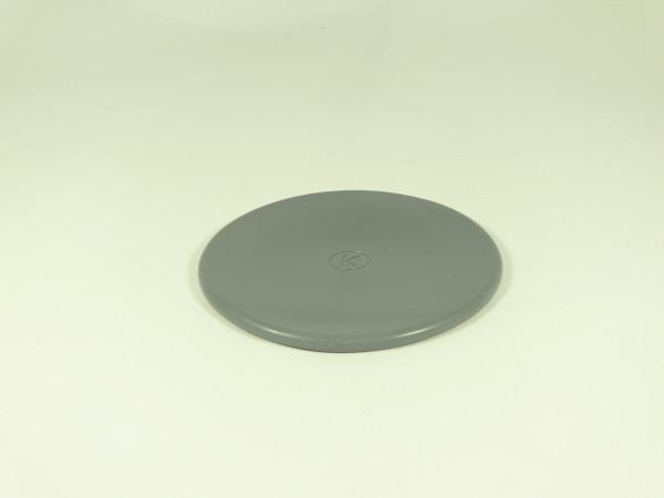 KW713373 Deckel/Boden grau CH580