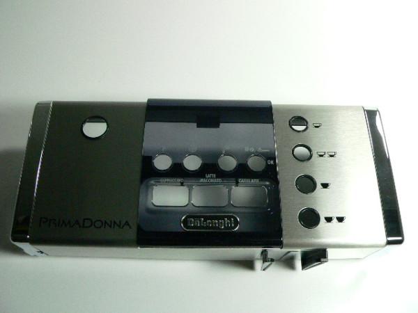 Bedienungsblende ohne Platine (bis Ende 2007) ESAM6600