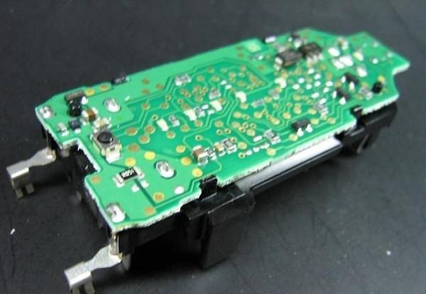 Braun Platine Elektronik 5 LED (5773) Serie 3 /380