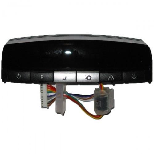 Jura Impressa F50 und F5 Display Modul mit Kabeln