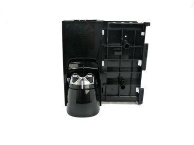 Tür kpl. mit Kaffeeauslauf schwarz für DeLonghi EAM4,ESAM4